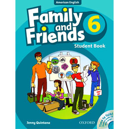 (American Family and Friends 6 (2nd) (SB) (WB) (DVD