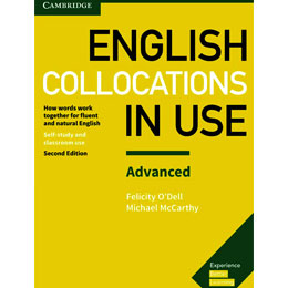 Collocations in Use English 2nd Advanced