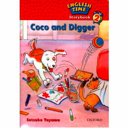 STORY TIME 2 COCO AND DIGGER+CD