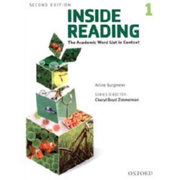 Inside Reading 1 + CD (جنگل)
