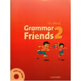 Grammar Friends 2 +  Cd (جنگل)