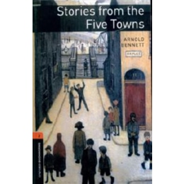 stories from the five towns +CD (جنگل)