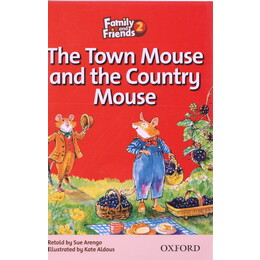 Family Friends (2) The Town Mouse and The Country Mouse (جنگل)