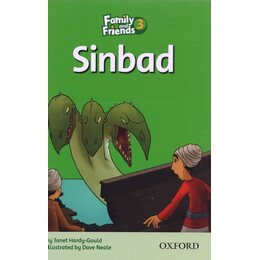 Family Friends (3) Sinbad (جنگل)