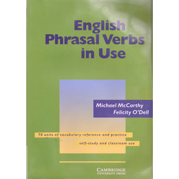 English Phrasal Verb in Use 2nd Edition Intermediate