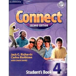 Connect second edition + CD (4) (جنگل)