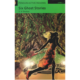 Penguin Active Reading 3 Six Ghost Stories