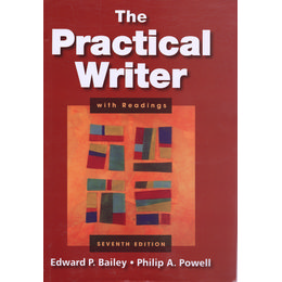 The Practical Writer with Readings 7th