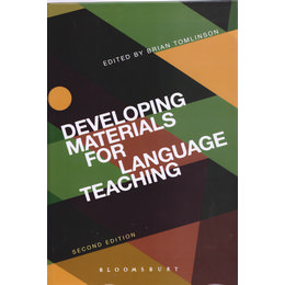 Developing Materials for Language Teaching 2nd Edition