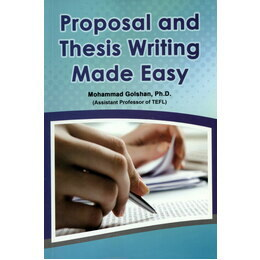 Proposal and thesis writing made easy