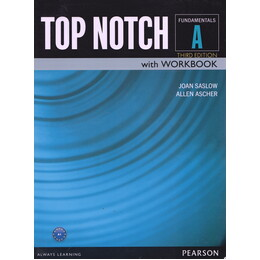 Top notch fundamentals A: English for today's world with workbook